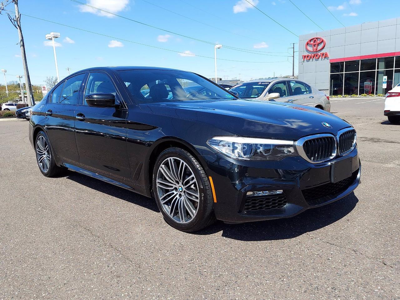 2018 BMW 5 Series 530e xDrive iPerformance Conshohocken PA