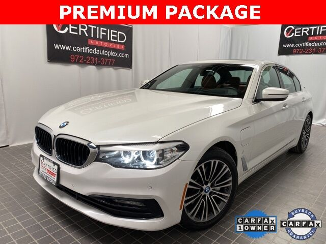 2018 BMW 5 Series 530e xDrive iPerformance Dallas TX