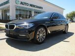 2018 BMW 5-Series 530i, *** MSRP $58,095 , Sport Line, Driving Assistance Package, Premium Package*** Heads-Up Display