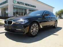 2018_BMW_5-Series_530i, *** MSRP $58,095 , Sport Line, Driving Assistance Package, Premium Package*** Heads-Up Display_ Plano TX
