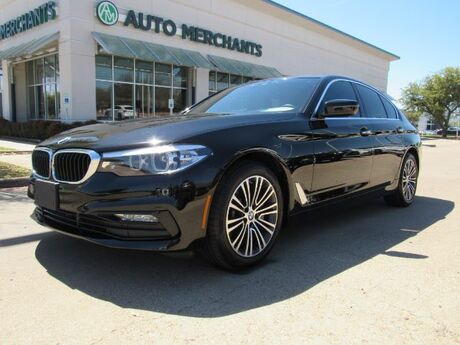 2018 BMW 5-Series 530i, *** MSRP $58,095 , Sport Line, Driving Assistance Package, Premium Package*** Heads-Up Display Plano TX