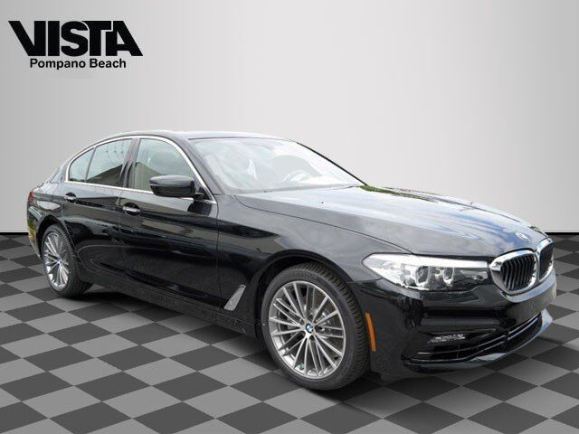 2018 BMW 5 Series 530i Coconut Creek FL