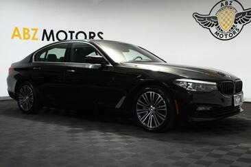 2018_BMW_5 Series_530i_ Houston TX