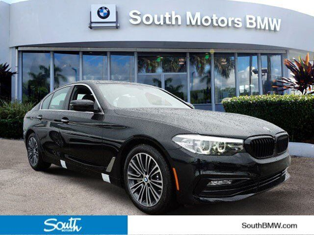 2018 BMW 5 Series 530i Miami FL