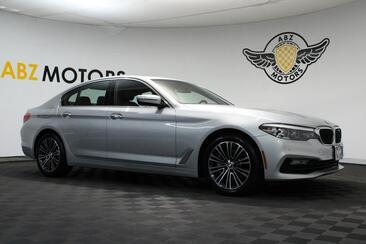 2018_BMW_5 Series_530i Navigation,Camera,Heated Seats,Bluetooth,Comfort Access_ Houston TX
