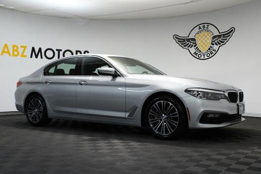 2018 BMW 5 Series 530i Navigation,Camera,Heated Seats,Bluetooth,Comfort Access Houston TX