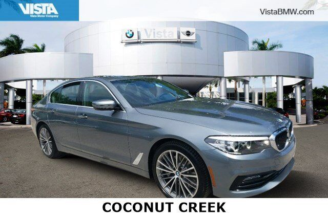 2018 BMW 5 Series 530i Pompano Beach FL