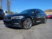 2018_BMW_5 Series_530i_ Raleigh NC