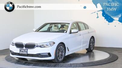 2018_BMW_5 Series_530i Sedan_ Glendale CA