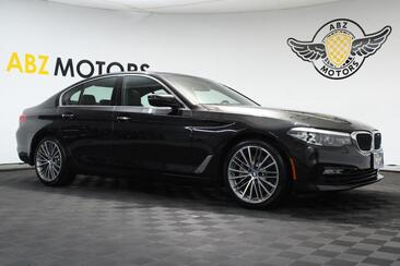 2018_BMW_5 Series_530i Sport,Navigation,Camera,Heated Seats,Comfort Access_ Houston TX