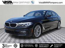 2018_BMW_5 Series_530i xDrive_ Coconut Creek FL