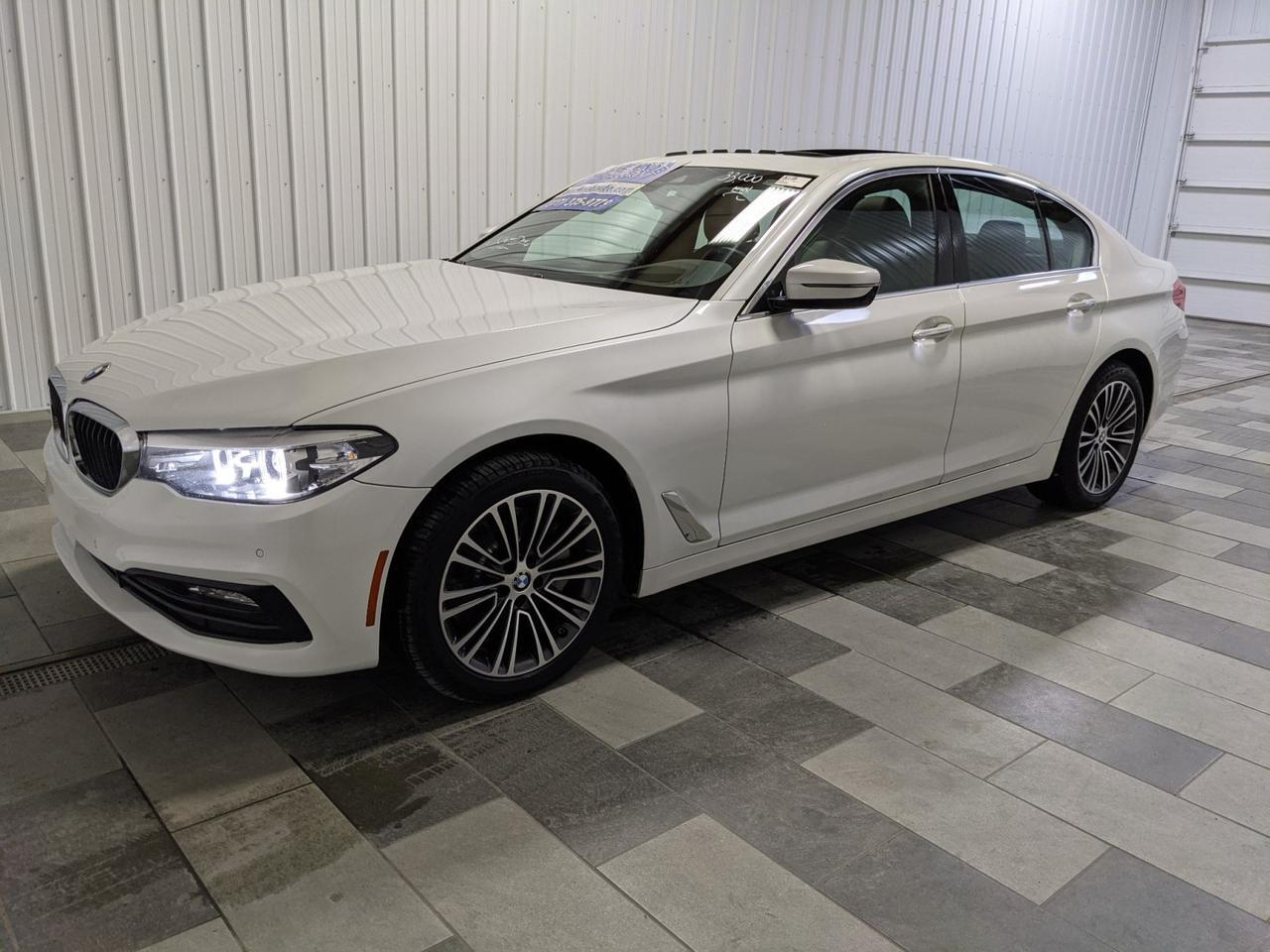 2018 BMW 5 Series 530i xDrive Duncansville PA