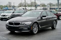 2018_BMW_5 Series_530i xDrive_ Fort Wayne Auburn and Kendallville IN