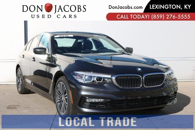 2018 BMW 5 Series 530i xDrive Lexington KY
