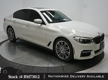 2018_BMW_5 Series_530i xDrive M SPORT,NAV,CAM,SUNROOF,PARK ASST_ Plano TX