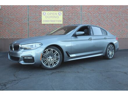 2018_BMW_5 Series_530i xDrive_ Merriam KS