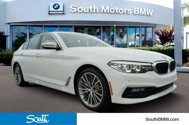 2018 BMW 5 Series 530i xDrive Miami FL