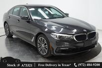 BMW 5 Series 530i xDrive NAV,CAM,SUNROOF,HTD STS,PARK ASST 2018
