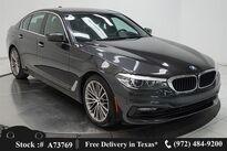 BMW 5 Series 530i xDrive SPORT LINE,DRVR ASST,NAV,CAM,SUNROOF 2018