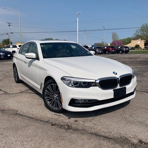 2018 BMW 5 Series 530i xDrive Carbondale IL