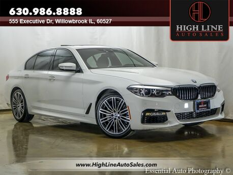 2018_BMW_5 Series_530i xDrive_ Willowbrook IL