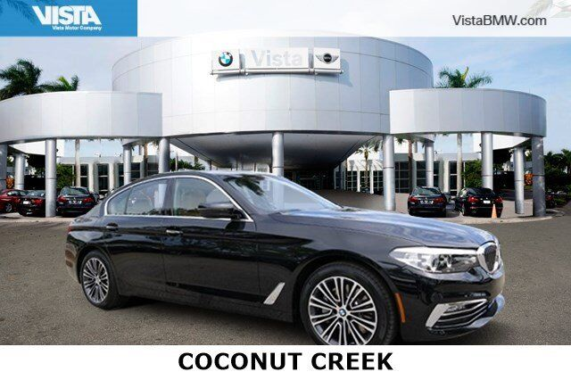 2018 BMW 5 Series 540d xDrive Pompano Beach FL