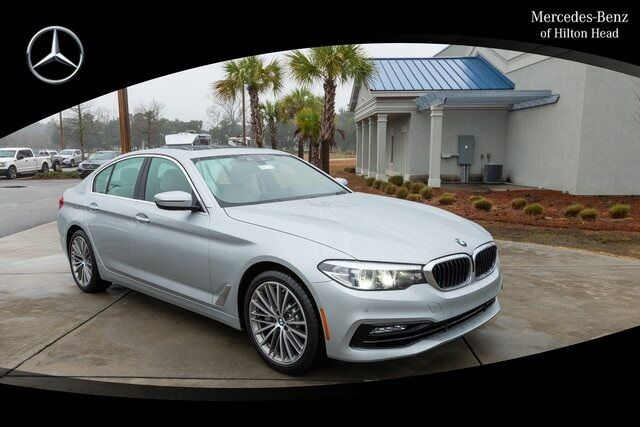 2018 BMW 5 Series 540i Bluffton SC
