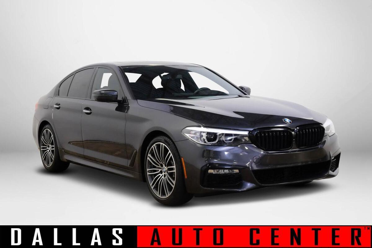 2018 BMW 5-Series 540i Carrollton TX