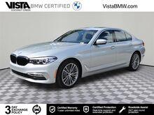 2018_BMW_5 Series_540i_ Coconut Creek FL