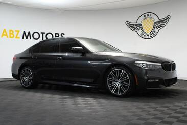 2018_BMW_5 Series_540i M Sport,HUD,Navigation,360Camera,Heated Seats_ Houston TX