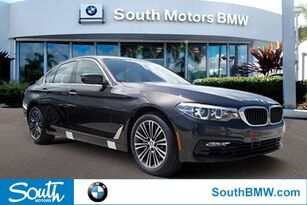 2018_BMW_5 Series_540i_ Miami FL