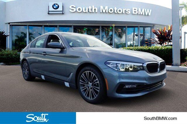 2018 BMW 5 Series 540i Miami FL