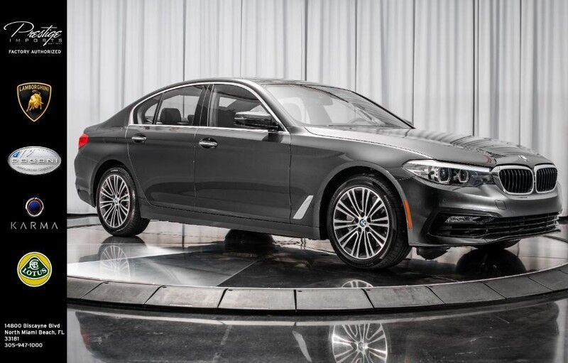 2018_BMW_5 Series_540i_ North Miami Beach FL