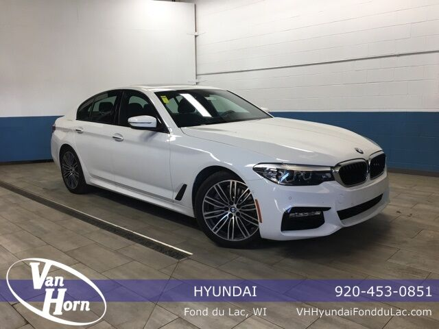 2018 BMW 5 Series 540i Plymouth WI