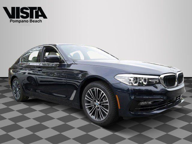 2018 BMW 5 Series 540i Pompano Beach FL