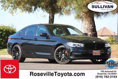 2018_BMW_5 Series_540i_ Roseville CA