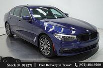 BMW 5 Series 540i SPORT LINE,NAV,CAM,SUNROOF,HTD STS,$64K MSRP 2018