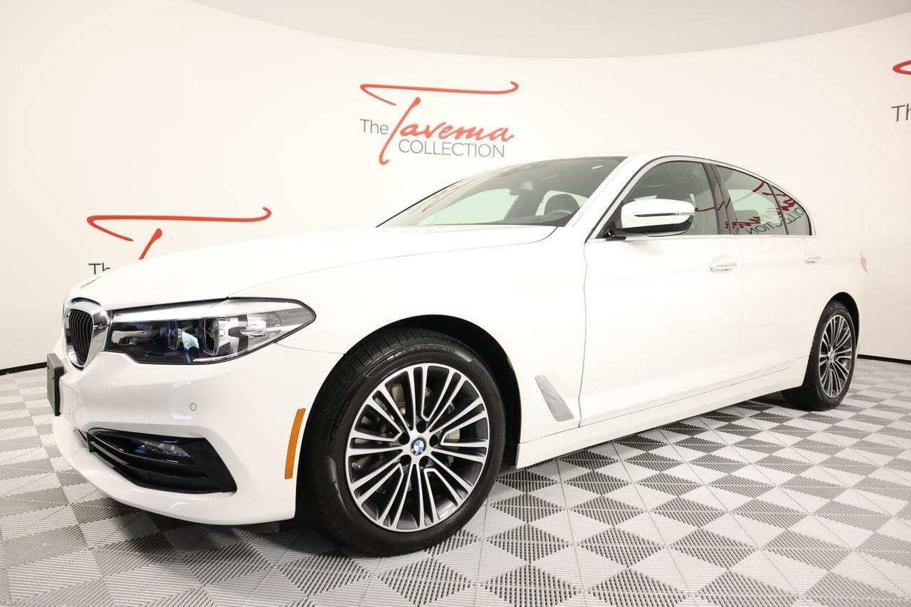 2018 BMW 5 Series 540i Sedan 4D Hollywood FL