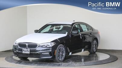 2018_BMW_5 Series_540i Sedan_ Glendale CA