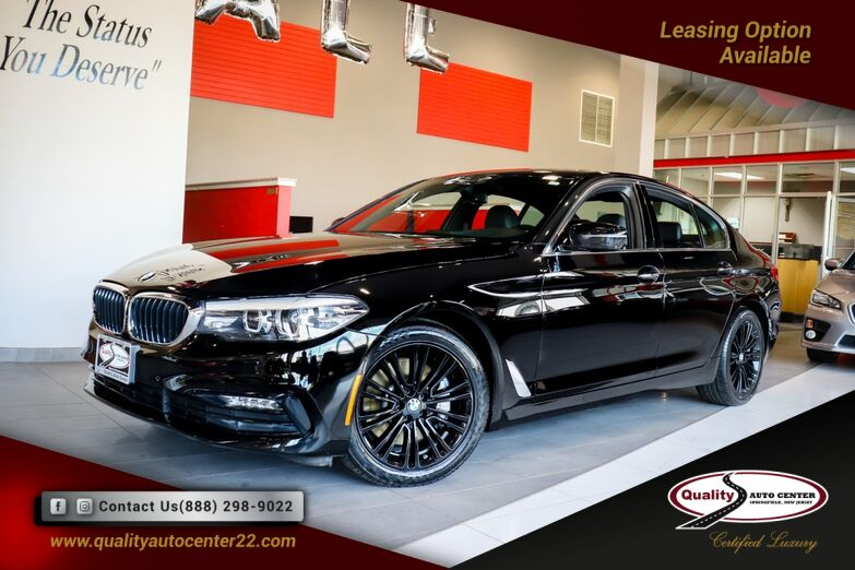2018 BMW 5 Series 540i xDrive Driver and Parking Assist, Premium Pkg, Heated front and rear seats Springfield NJ