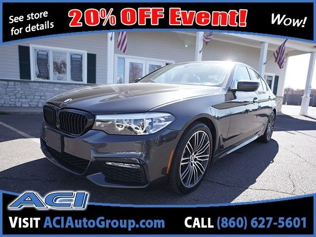 2018 BMW 5 Series 540i xDrive East Windsor CT