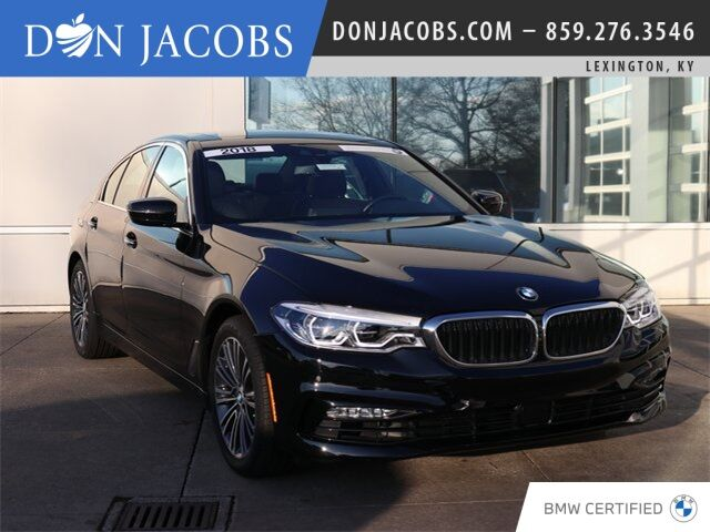 2018 BMW 5 Series 540i xDrive Lexington KY