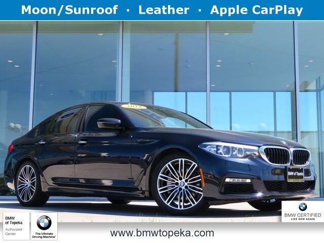 2018 BMW 5 Series 540i xDrive Kansas City KS