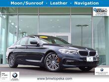 2018_BMW_5 Series_540i xDrive_ Topeka KS