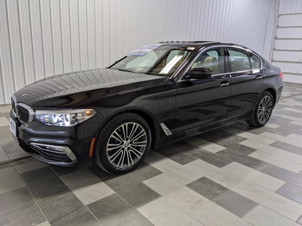 2018 BMW 5 Series Luxury Line 530i xDrive Duncansville PA