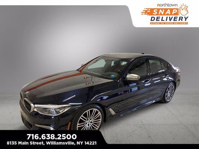 2018 BMW 5 Series M550i xDrive Williamsville NY