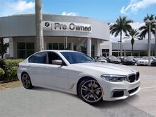 2018_BMW_5 Series_M550i xDrive_ Coconut Creek FL
