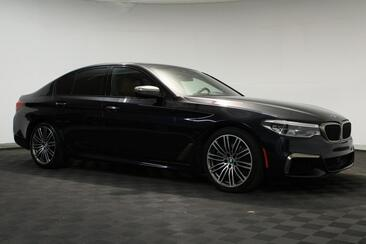 2018_BMW_5 Series_M550i xDrive_ Houston TX