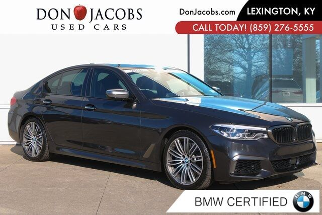 2018 BMW 5 Series M550i xDrive Lexington KY