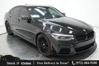 BMW 5 Series M550i xDrive M SPORT,NAV,CAM,SUNROOF,CLMT STS 2018